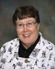 Sister Annette George, OSF