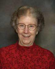 Sister Barbara Schaefer, OSF