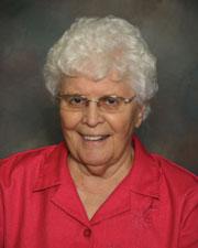 Sister Mona Wingert, OSF