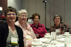 Sister Mary Hauber Honored At Franciscan Federation
