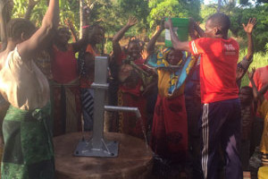 Sister Water Project Completes 100th Well In Tanzania