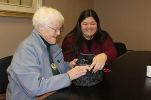 Dubuque Franciscans Provide Comfort Bags To Area Nonprofit
