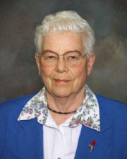 Sister Mary Lou Bigler, OSF
