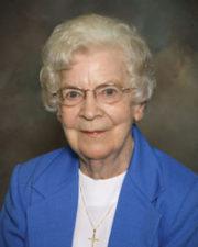 Sister Eunice Hittner, OSF
