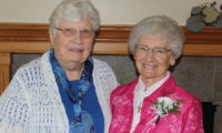 Sisters Celebrate Golden, Diamond and Double Diamond Jubilees
