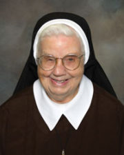 Sister Mary Ramona Colling, OSF
