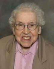 Sister Solano Breuer, OSF