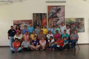 Sisters Host First Retreat For Central American Associates