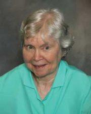 Sister Joanne Streck, OSF