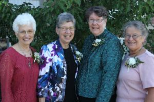 Dubuque Franciscans Celebrate Milestone Jubilees