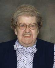 Sister Ivan Goedken, OSF