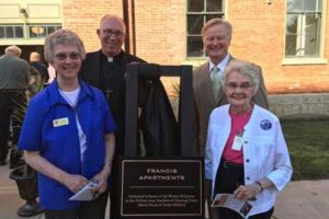 Francis House Apartments Open In Dubuque