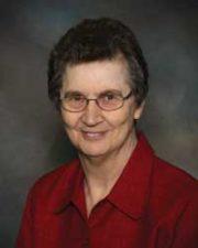 Sister Mary Ann Helle, OSF