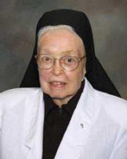 Sister Mary Robertine Smith, OSF