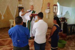 Franciscan Associate Speaks About Ministry In Honduras