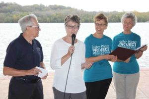 Sisters Celebrate 10 Years Of Completed Water Projects
