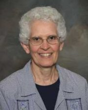 Sister Kathryn Fitzpatrick, OSF