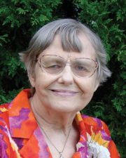 Sister Janet Osterhoff, OSF