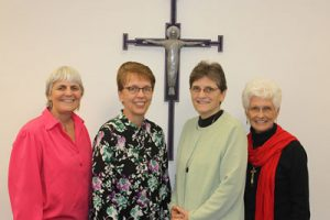 Dubuque Franciscans Elect New Leadership Team