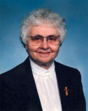 Sister Pat Heuer, OSF