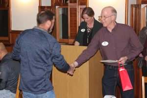 MSFC Employees Honored For Years Of Service