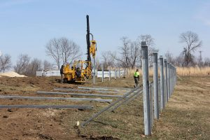 DBQFranciscans Begin Work To Install 2,600 Solar Panels