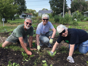 Franciscan Common Venture Program Seeks Volunteers