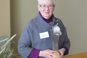 Sister Dolores Ullrich Receives Fundraising Award