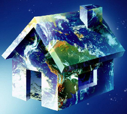 Earth Home Image With Credit – Low Res