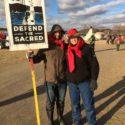 Sister Karla Kloft Protests Dakota Access Pipeline