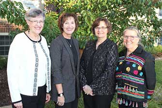 Five New Franciscan Associates Commissioned