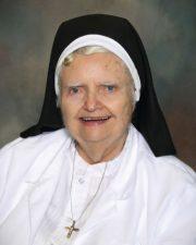Sister Mary Gregoria Rush, OSF