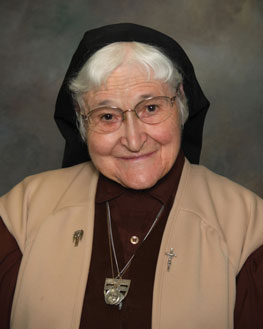 Sister Blanche Marie Haag, OSF