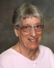 Sister Lou Ann Kilburg, OSF