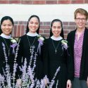 Vietnamese Sisters Renew Vows At Mount St. Francis Center