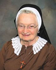 Sister Lucilla Oberbroeckling, OSF