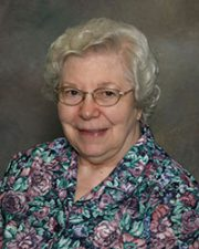 Sister Noreen Pearce, OSF