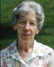 Sister Priscilla Stork, OSF