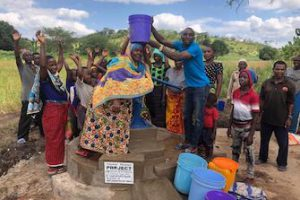 Sister Water Project Installs Over 300 Wells In Tanzania