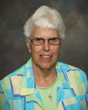 Sister Norma Jean Holthaus, OSF